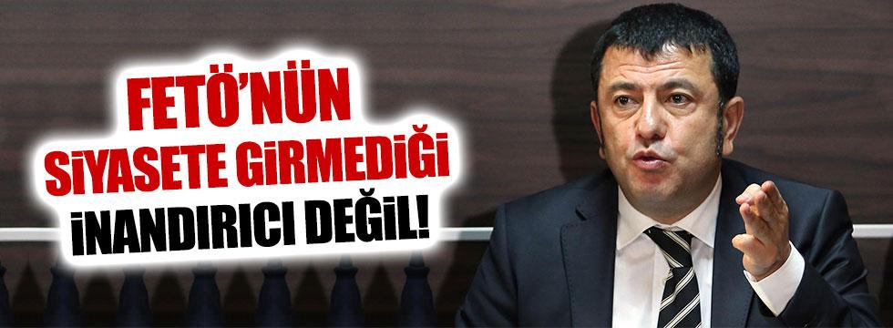 CHP'li Ağbaba'dan FETÖ açıklaması