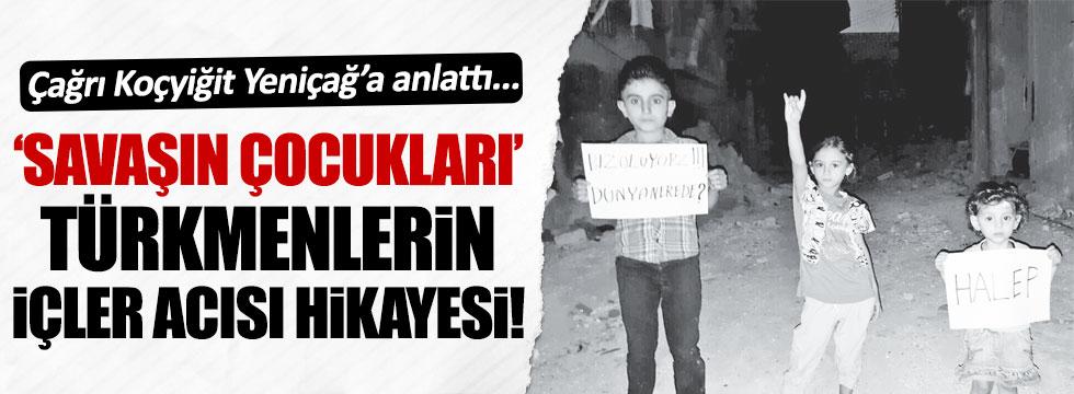 Türkmen çocukların IŞİD korkusu