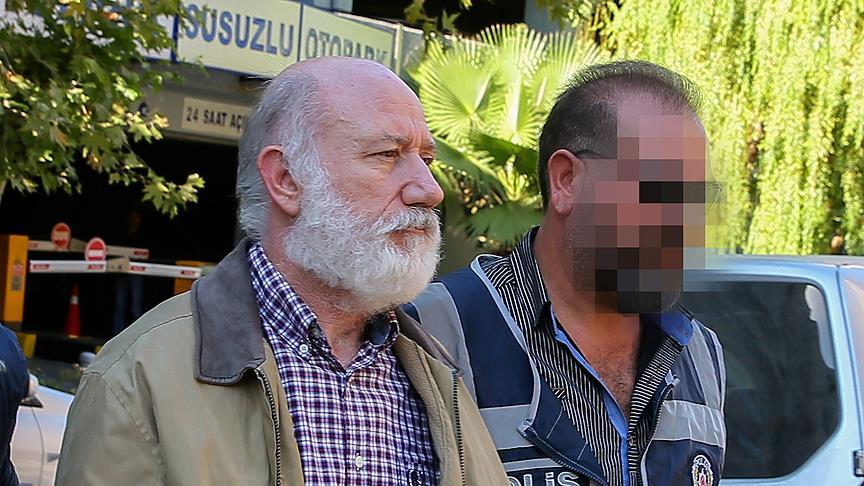 Eski Tuğamiral Arabacı tutuklandı