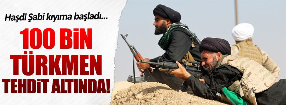 Haşdi Şabi Türkmen katliamı için operasyon başlattı