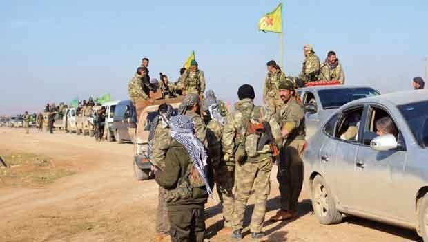 ABD, YPG'den desteğini çekiyor