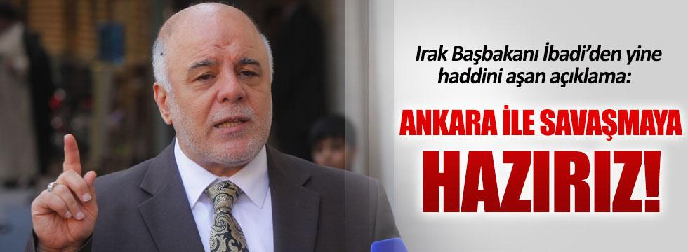 Irak Başbakanı'ndan küstah Türkiye açıklaması