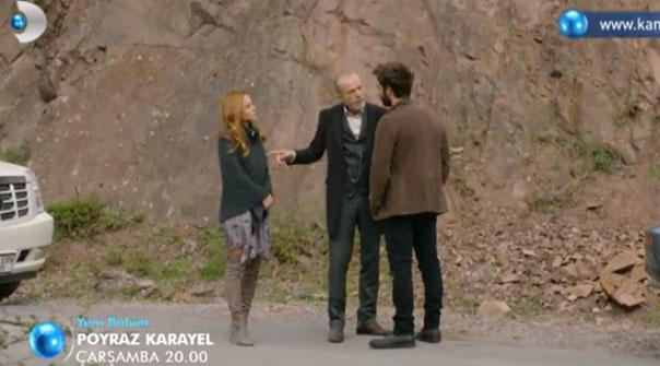 Poyraz Karayel 66. yeni bölümde Ayşegül'ü şok eden olay!