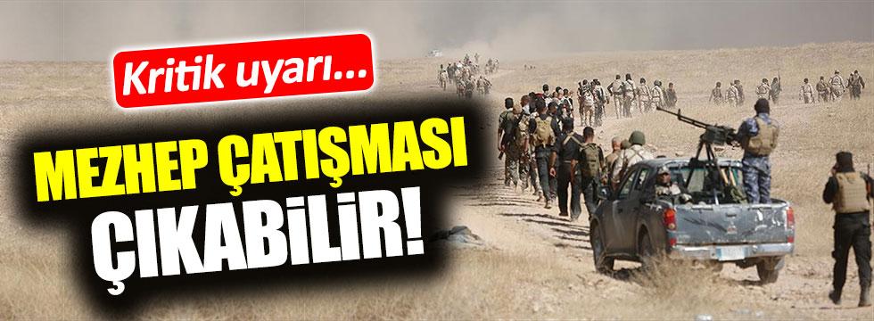 CHP'den 'mezhep çatışması' uyarısı