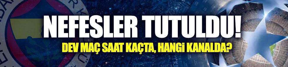 Fenerbahçe – Manchester United maçı hangi kanalda saat kaçta?