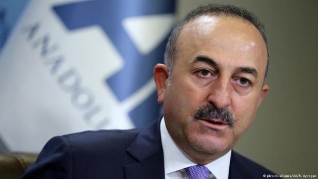 Dışişleri Bakanı Çavuşoğlu'ndan AB'ye sert uyarı