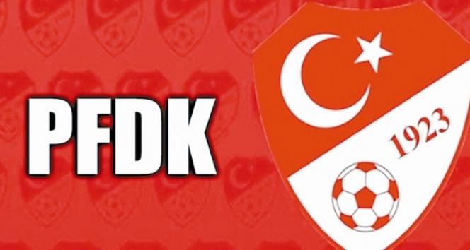 PFDK, ceza yağdırdı