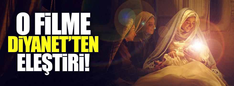 'Hz. Muhammed: Allah'ın Elçisi' filmine, Diyanet'ten eleştiri