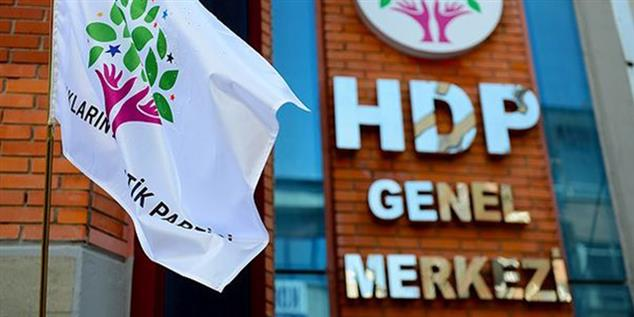 Valilik HDP'ye girişi yasakladı