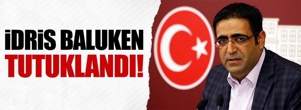 HDP Grup Başkanvekili İdris Baluken tutuklandı