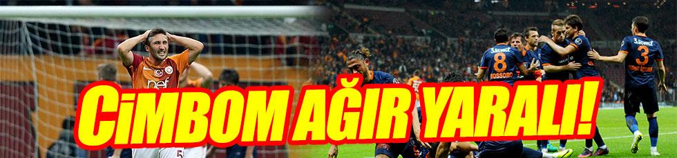 Galatasaray 1 - 2 Başakşehir