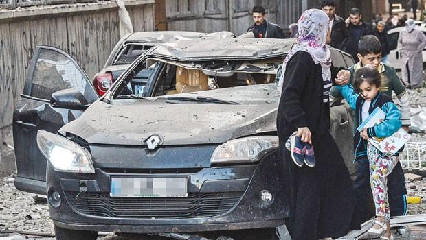 Diyarbakır patlamasına IŞİD'de sahip çıktı