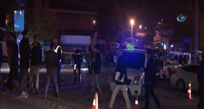 Ankara'da polise bombalı saldırı