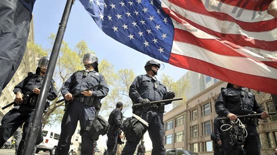 ABD'de güvenlik üst düzeye çıkartıldı
