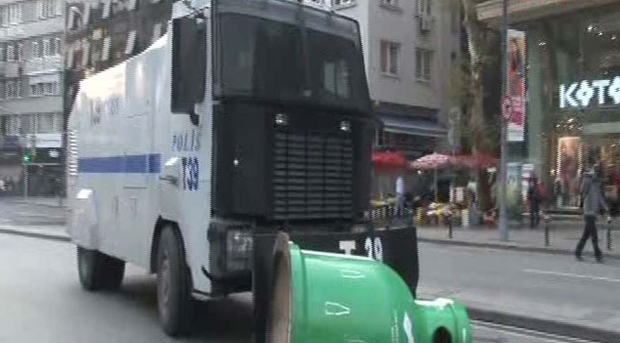 Şişli'de HDP eylemi