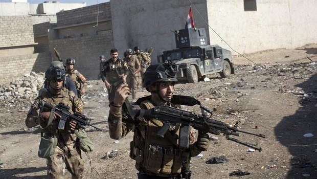 IŞİD'in son kalesi de düştü!