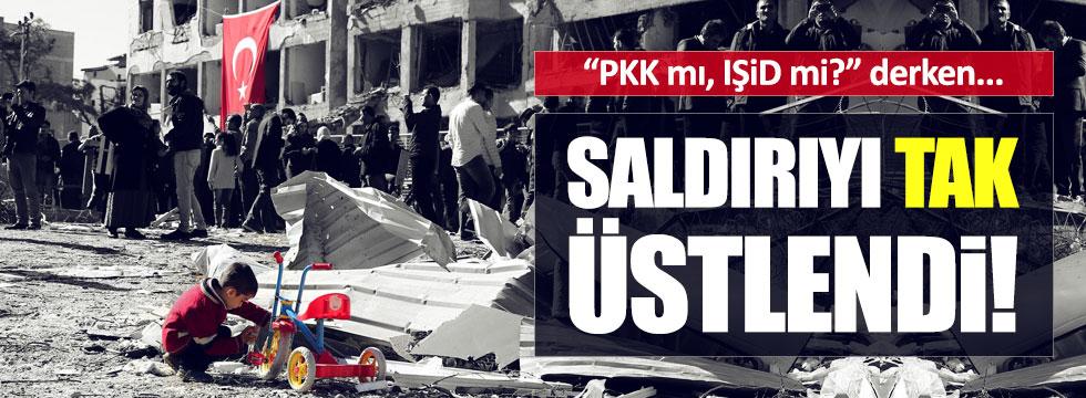Diyarbakır saldırısını TAK üstlendi iddiası