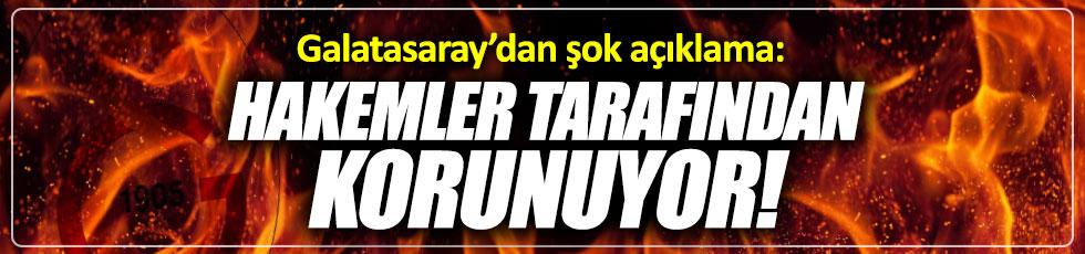 Galatasaray'dan Mete Kalkavan açıklaması