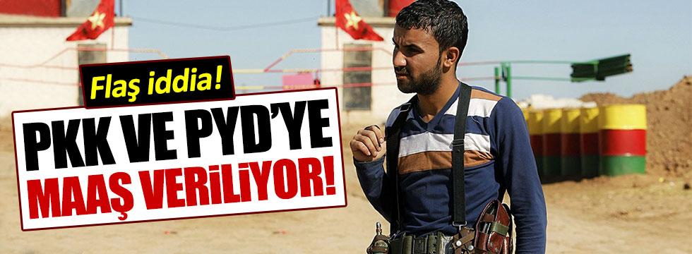 Bağdat yönetimi PKK'ya maaş veriyor