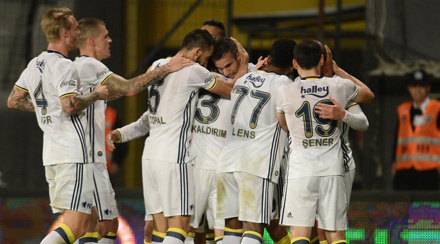 Akhisar Belediyespor 1-3 Fenerbahçe / Maç özeti