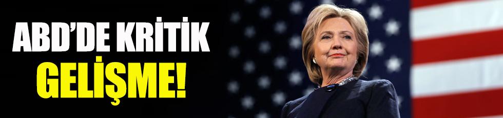 ABD'de seçimlere saatler kala kritik gelişme!