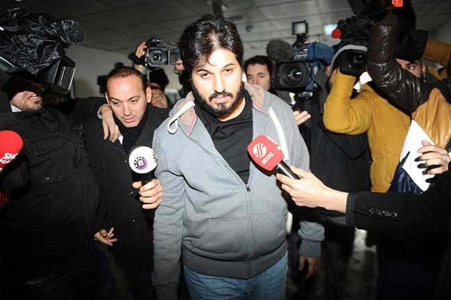 Zarrab'ın avukatları Erdoğan'la görüştü
