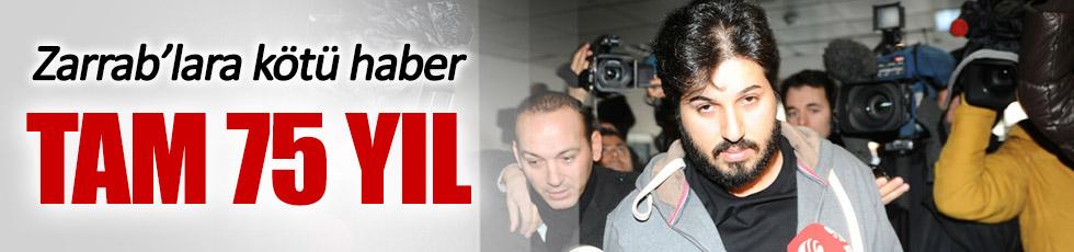 Reza Zarrab'ın ağabeyinin 75 yıl hapsi istendi