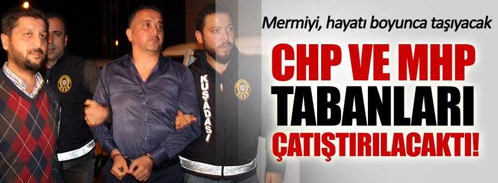 Tezcan:CHP ve MHP tabanları çatıştırılmak istendi