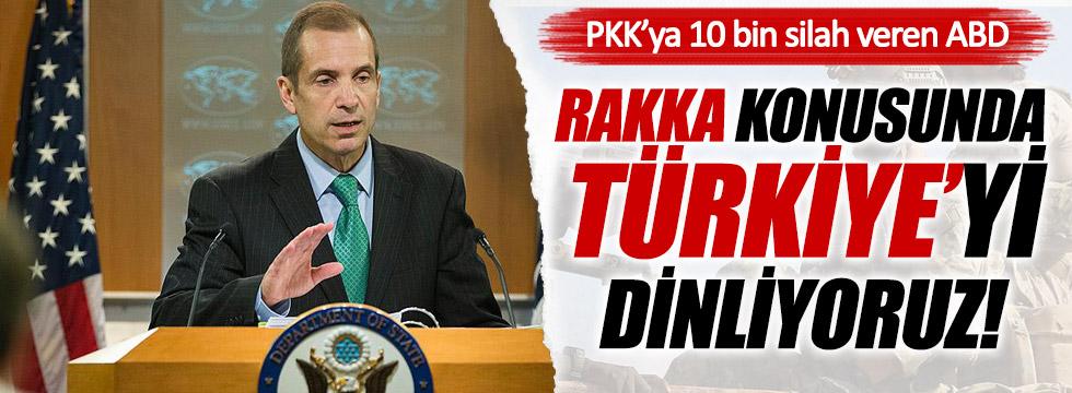 ABD, Türkiye ile resmen dalga geçiyor!