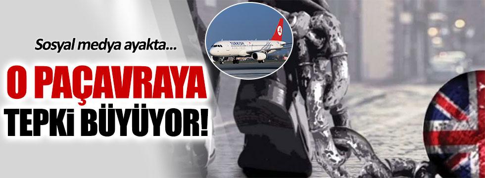 THY'de Atatürk düşmanlığı yapan gazete dağıtıldı