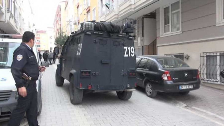 Esenyurt'ta IŞİD operasyonu!