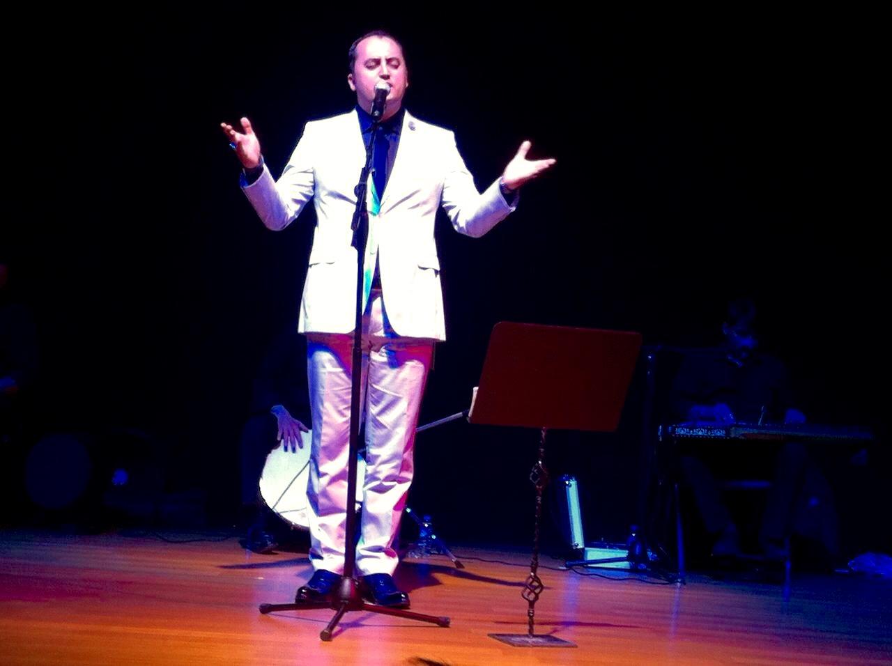 O ses Türkiye'nin yarı finalisti FETÖ'den açığa alındı