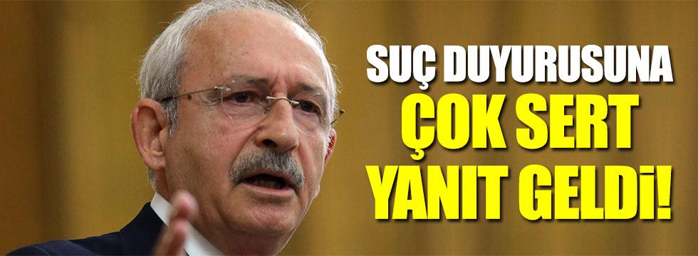 CHP'den AKP ve Erdoğan'ın suç duyurularına çok sert yanıt