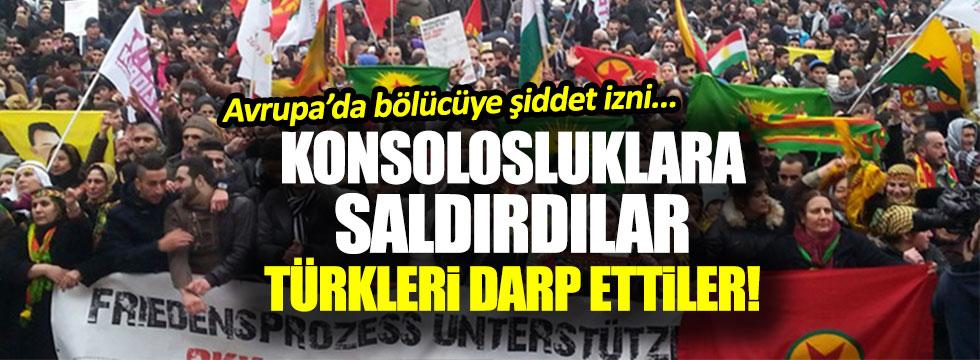 PKK Avrupa'yı birbirine kattı