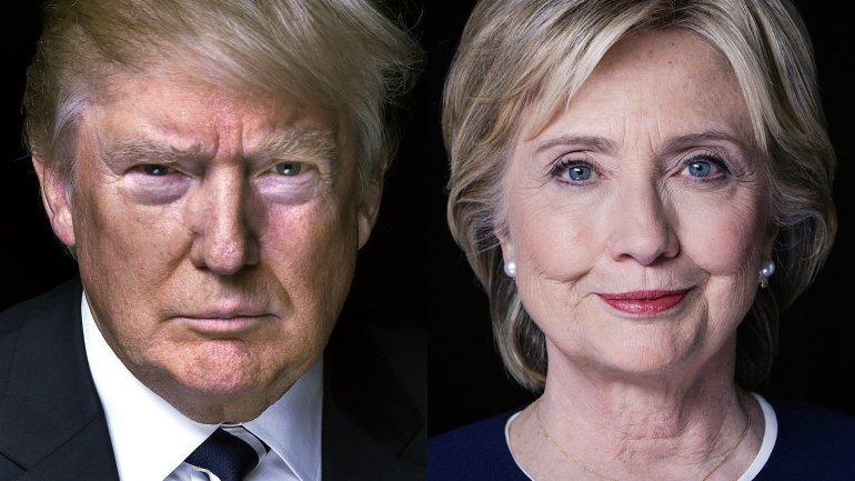 Clinton'dan Trump'a telefon
