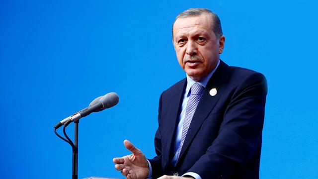 Erdoğan, Trump'u aradı