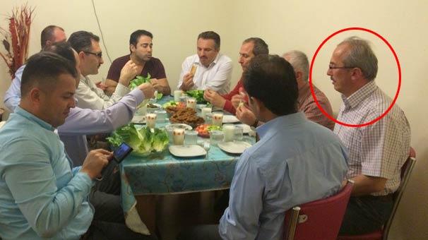 Atilla Taş'ın FETÖ imamı ile fotoğrafı ortaya çıktı