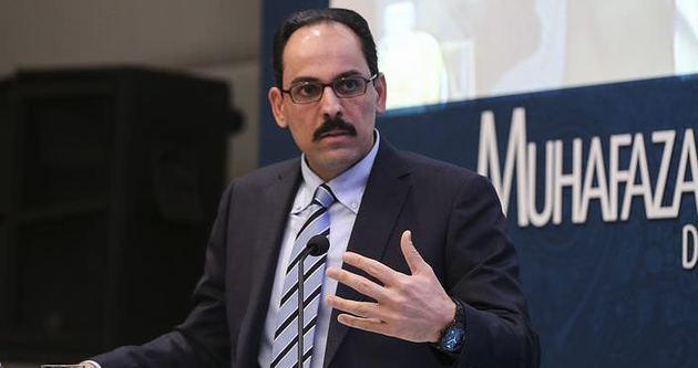 İbrahim Kalın: Erdoğan Trump'ı arayacak