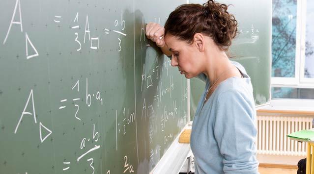 Öğretmen adaylarına kötü haber