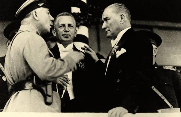 İzmir'in işgali ve Mustafa Kemal