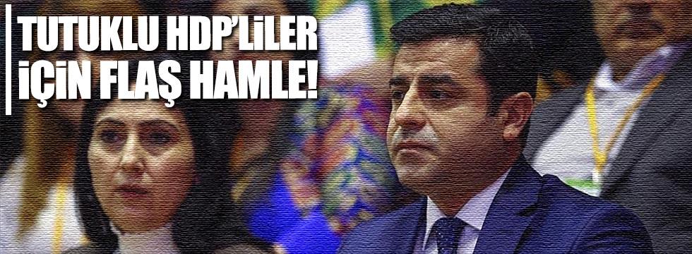 Tutuklu HDP'liler için itiraz başvurusu yapıldı