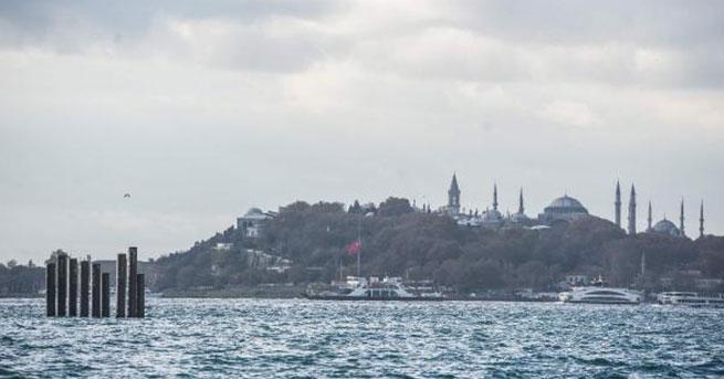 İstanbul'da şaşırtan görüntü