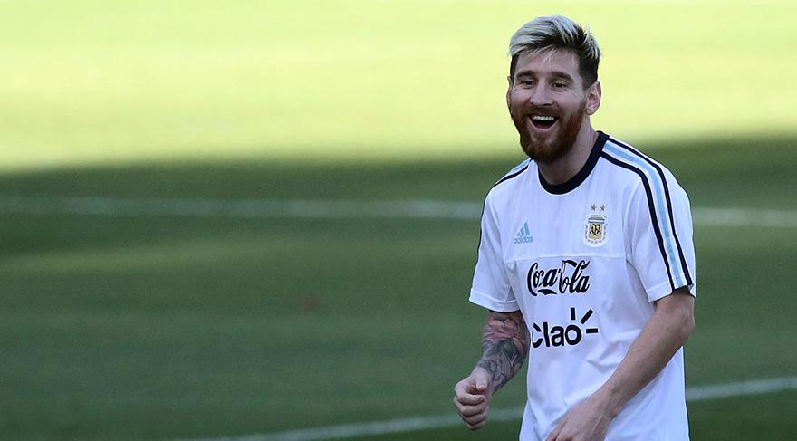 Messi yok artık dedirtti