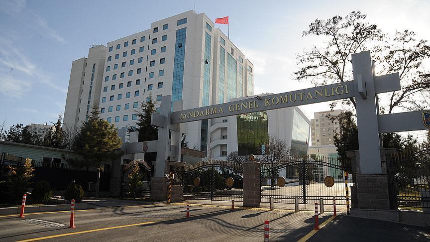 Jandarma Genel Komutanlığı 'abisi' hakkında yakalama kararı