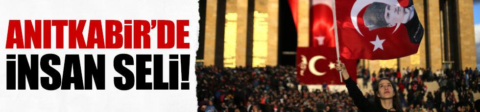 Atatürk sevgisi hiç bitmeyecek