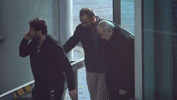 Akın Atalay gözaltına alındı