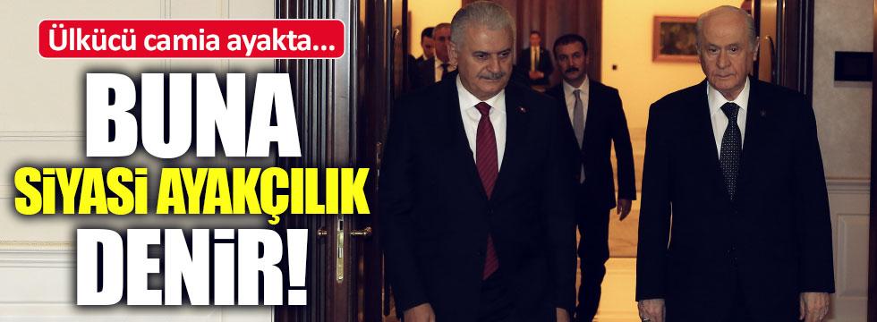 Dervişoğlu: Buna siyasi ayakçılık denir