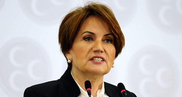 Meral Akşener'den çok sert başkanlık tepkisi