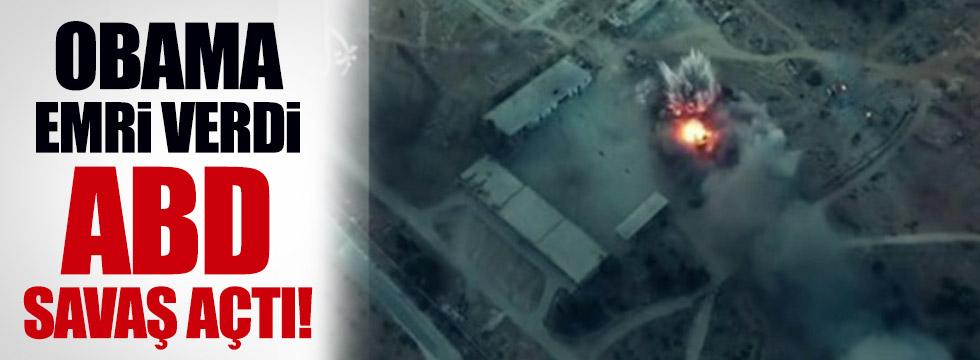 ABD, El Nusra liderlerine savaş açtı