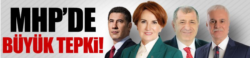 MHP Genel Başkan Adaylarından 'Başkanlık' tepkisi